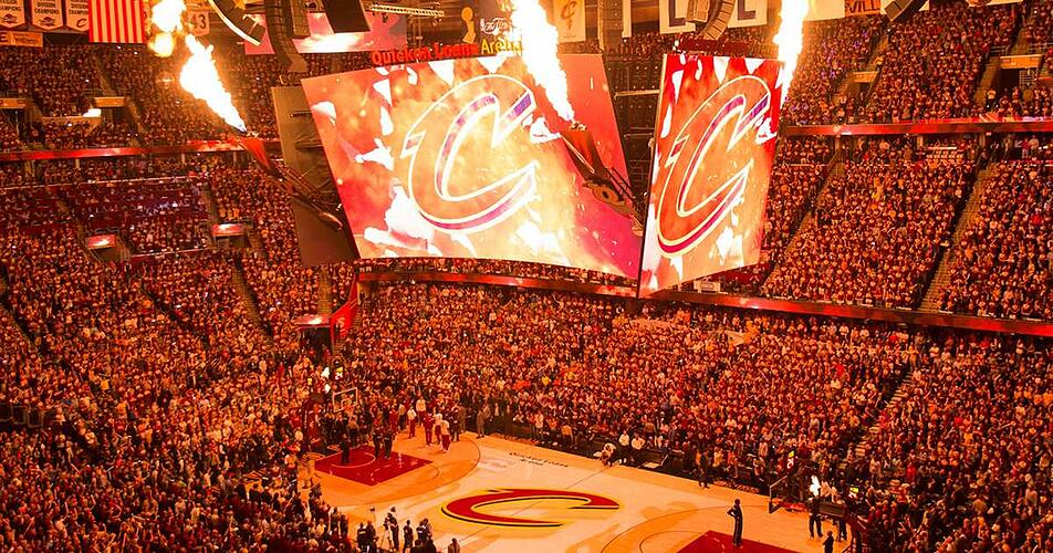 Cleveland Cavs Selling NBA Tickets