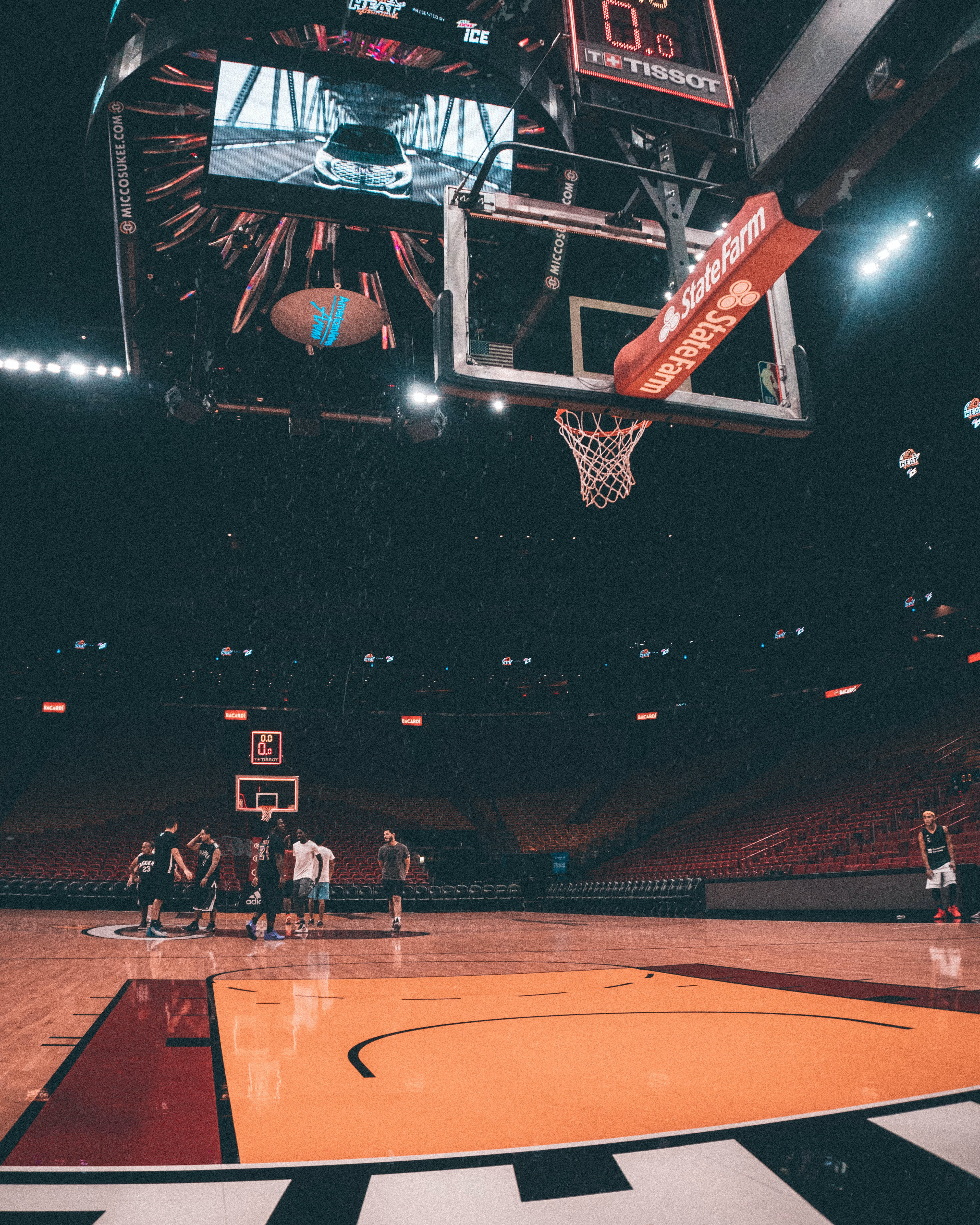 Basketball Ticket Sales